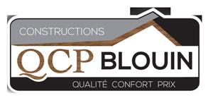 - Construction QCP BLOUIN - entrepreneur haut de gamme spécialisé en construction et rénovation résidentielle, le tout à juste prix.